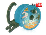 Easystop wind-up reel 500 m